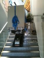 Treppenroboter vorne